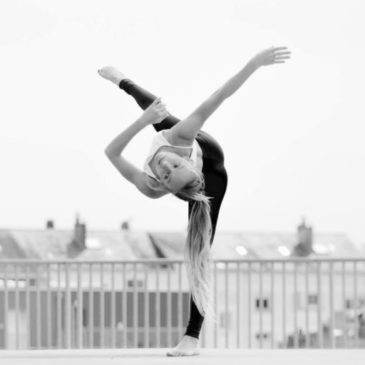STAGE Danse Contemporaine Dimanche 26 janvier avec Emmanuelle CATHALA